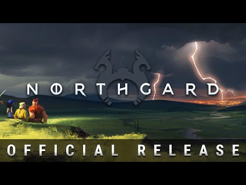 Northgard - Official Release Announcement thumbnail