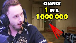 These CS:GO plays are either Aimbot or Accuracy over 9000...