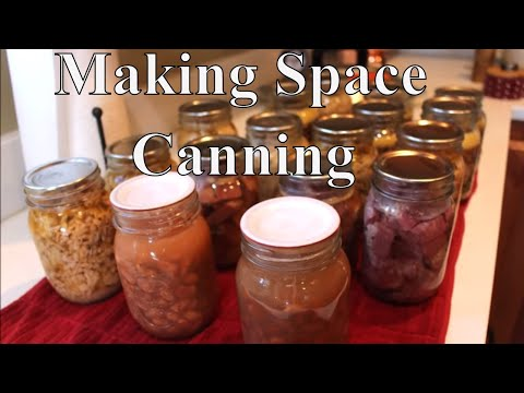 Canning Four Different Meats & Beans With Linda's Pantry