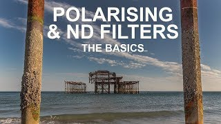 Introduction to filters - Polarising and ND filter photography basics