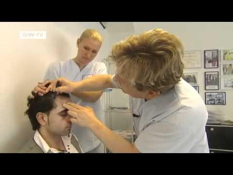 Die Masken für das Haar mit der Gelatine, wie aufzutragen