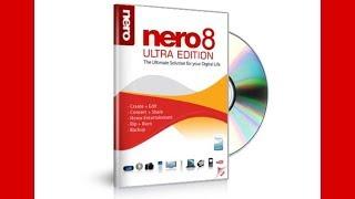 Descargar Nero 8 Full Español Por Mega | Instalacion Y Activacion