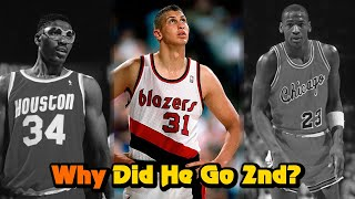 Meet Sam Bowie: The Guy Drafted Between Jordan and Olajuwon