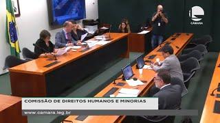 Direitos Humanos - Discussão e votação de propostas - None