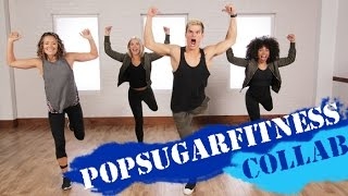 The Fitness Marshall Feat. POPSUGAR Fitness | Tellin' You Y | Cardio Hip-Hop