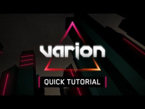 VARION 101: a quick gameplay tutorial thumbnail