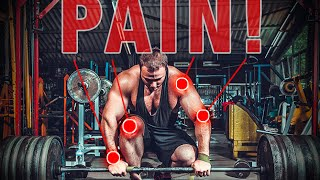 Training With Joint & Muscle Soreness and Injuries (GOOD OR BAD IDEA?)