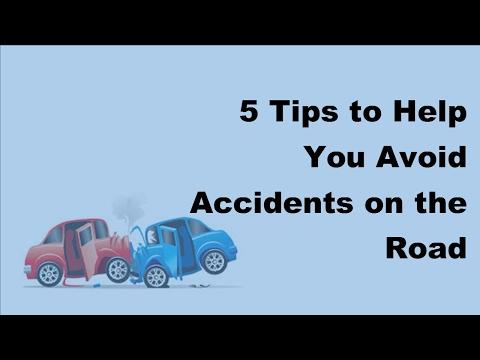 2017 Safe Driving Basics -  Tips For Safe Driving