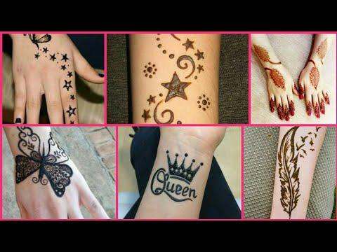 Latest Henna Tattoo Designs Tattoo Mehndi Design 2019