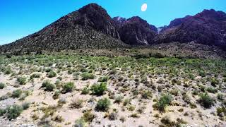 Las Vegas Ice Box Canyon Long Range FPV - 5 3k