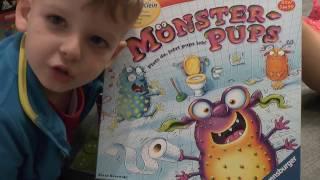 Monster-Pups (Ravensburger) - ab 5 Jahre - Kinderspiel - Gameplay TEIL 156
