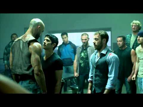 EXTRACTION Paul Duke Fight Scene