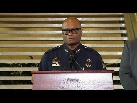ΗΠΑ: Λευκοί αστυνομικοί ο στόχος του δράστη στο Ντάλας σύμφωνα με την αστυνομία