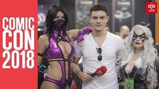 Что не так с Comic Con   Love Radio