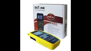 Satlink WS6933 Data Editor (Via USB PC Link)