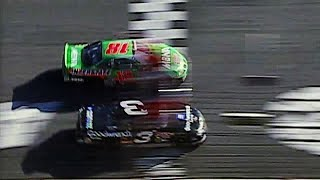 Top 15: NASCAR Closest Finishes [1993   2017]