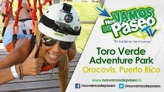 preview picture of video 'Toro Verde, Orocovis P.R.'