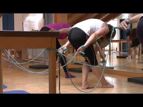 BWS Osteochondrose Übungsvideos