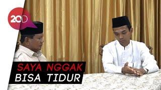 Dukungan Ustad Abdul Somad (UAS) Terhadap Prabowo (FULL)