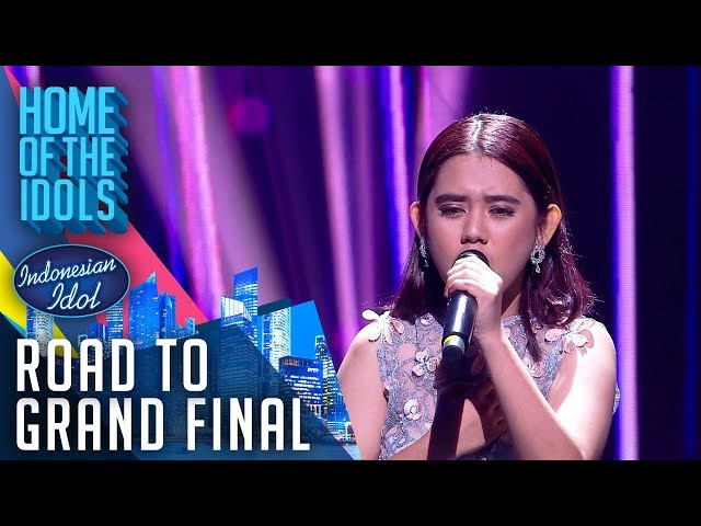 ZIVA - MATAHARIKU (Agnez Mo) - ROAD TO GRAND FINAL - Indonesian Idol 2020
