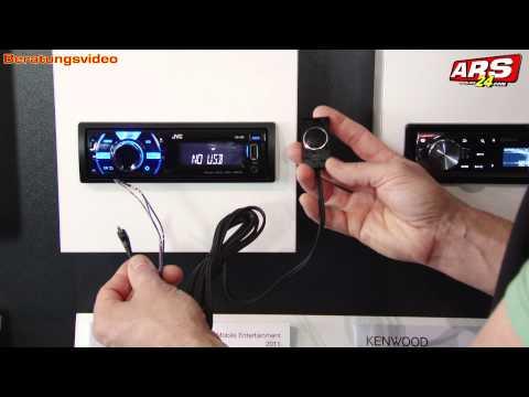supereinfaches Autoradio | JVC KD-X30 | REVIEW | ARS24.COM