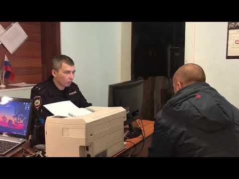 МВД Якутии опубликовало видео допроса мужчины, стрелявшего из автомата