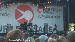Danko Jones - Active Volcanoes PARKPOP 2010