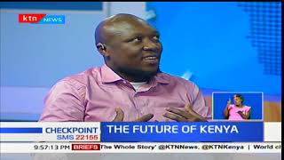 Isaac Amuke:There is so much pain, even those celebrating are not really celebrating
