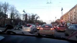 Курс автовождения по Васильевскому острову.