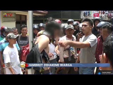Tertangkap Basah, Pelaku Jambret di Batam Diikat dan Dihakimi Warga - BIP 23/02