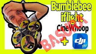 ???? iflight Bumblebee HD DJI FPV ???? ???? Cinewhoop ???? ????BASURA ???? Problemas ????