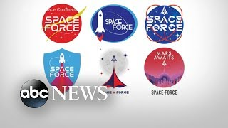 Pence details plan for potential new branch of the military: Space Force