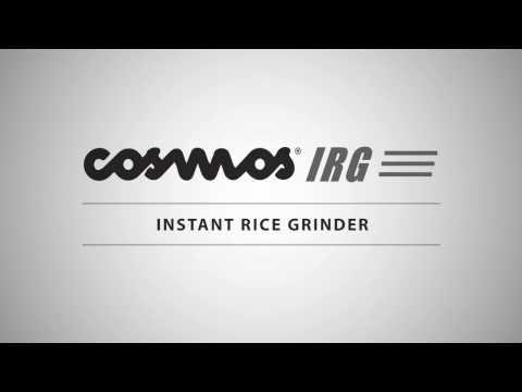 Commercial Instant Rice Grinder