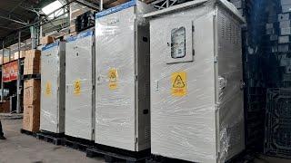 Tủ Điện Hạ Thế MCCB 1200A – MCCB 1000A – MCCB 630A Mitsubishi Solar