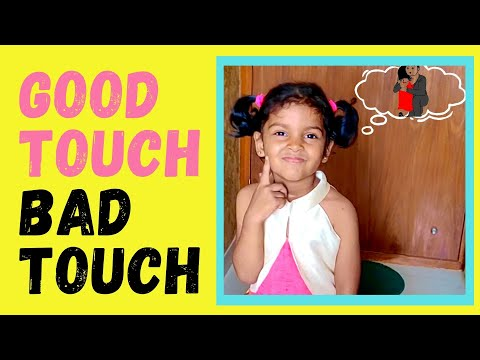 Good Touch Bad Touch | Kids Awareness | Child Safety