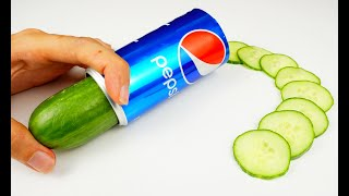 10 SMART LİFE HACKS Use CANS COMPİLATİON!