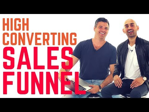 How to Create a High Converting Affiliate Marketing Sales Funnel