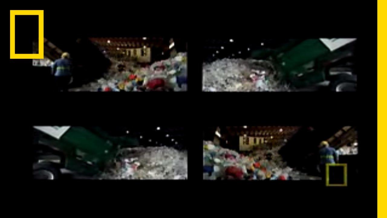 Trash of a Human Lifetime | National Geographic thumbnail