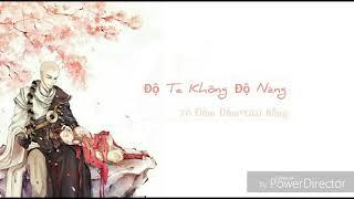 [Lời Việt] Độ ta không độ nàng - Tô Đàm Đàm ~ Giai Bằng | 渡我不渡她 - 苏谭谭、佳鹏 (Tik Tok / 抖音)