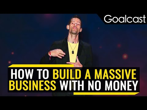 How to Start a Business and Make Money Online | Tom Bilyeu for Goalcast