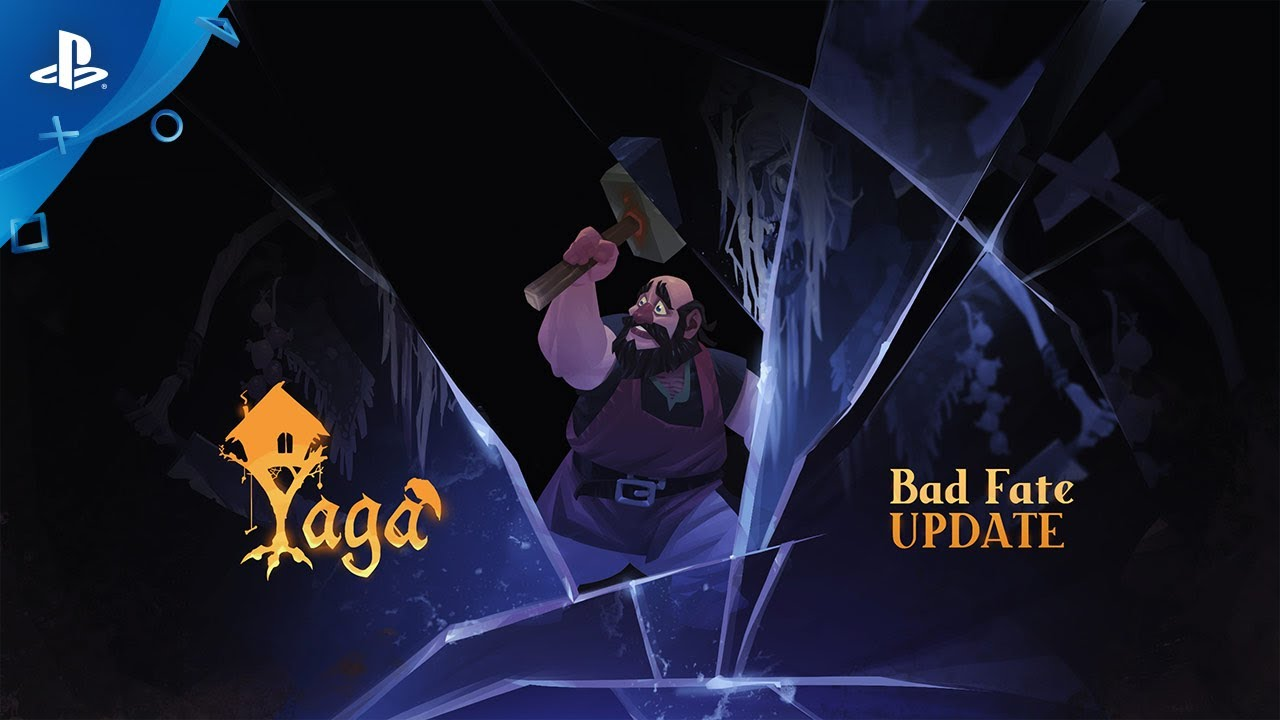 Le jeu de rôle folklorique Yaga revient avec de grandes améliorations avec le DLC The Bad Fate