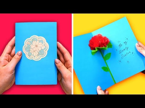 28 SUPER EASY GREETING CARDS YOU CAN DIY