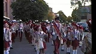 ViJoS Drum- en Showband Avondvierdaagse Bussum 2000