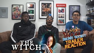 The Witch: Subversion Trailer REACTION