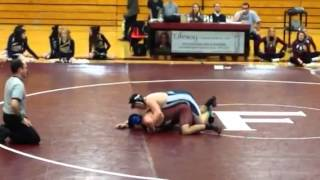 Weathers vs FHS rd 3