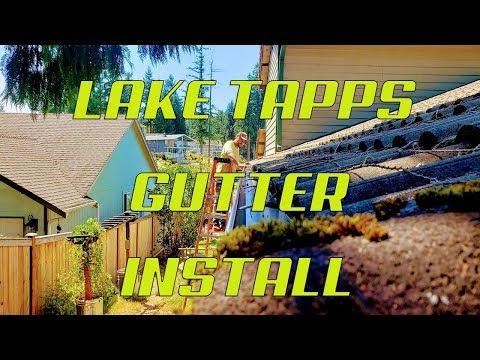 Lake Tapps Gutter Installation