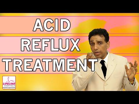 Video Acid Reflux Disease (GERD) - Treatment Options Explained By Dr J S Rajkumar, Lifeline Hospitals