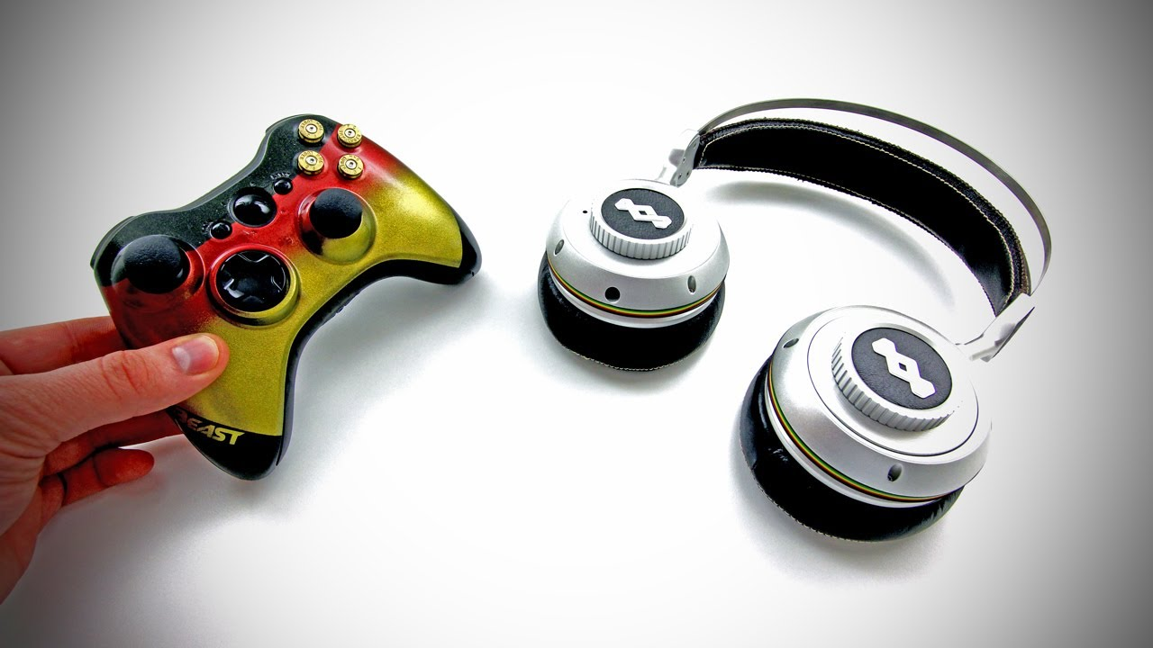 In Review: House of Marley Destiny TTR & ProModz Custom Xbox 360 Controller thumbnail