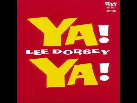 Lee Dorsey  people Gonna Talk