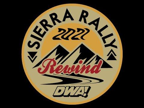 DWA! Sierra Rally Rewind 2021